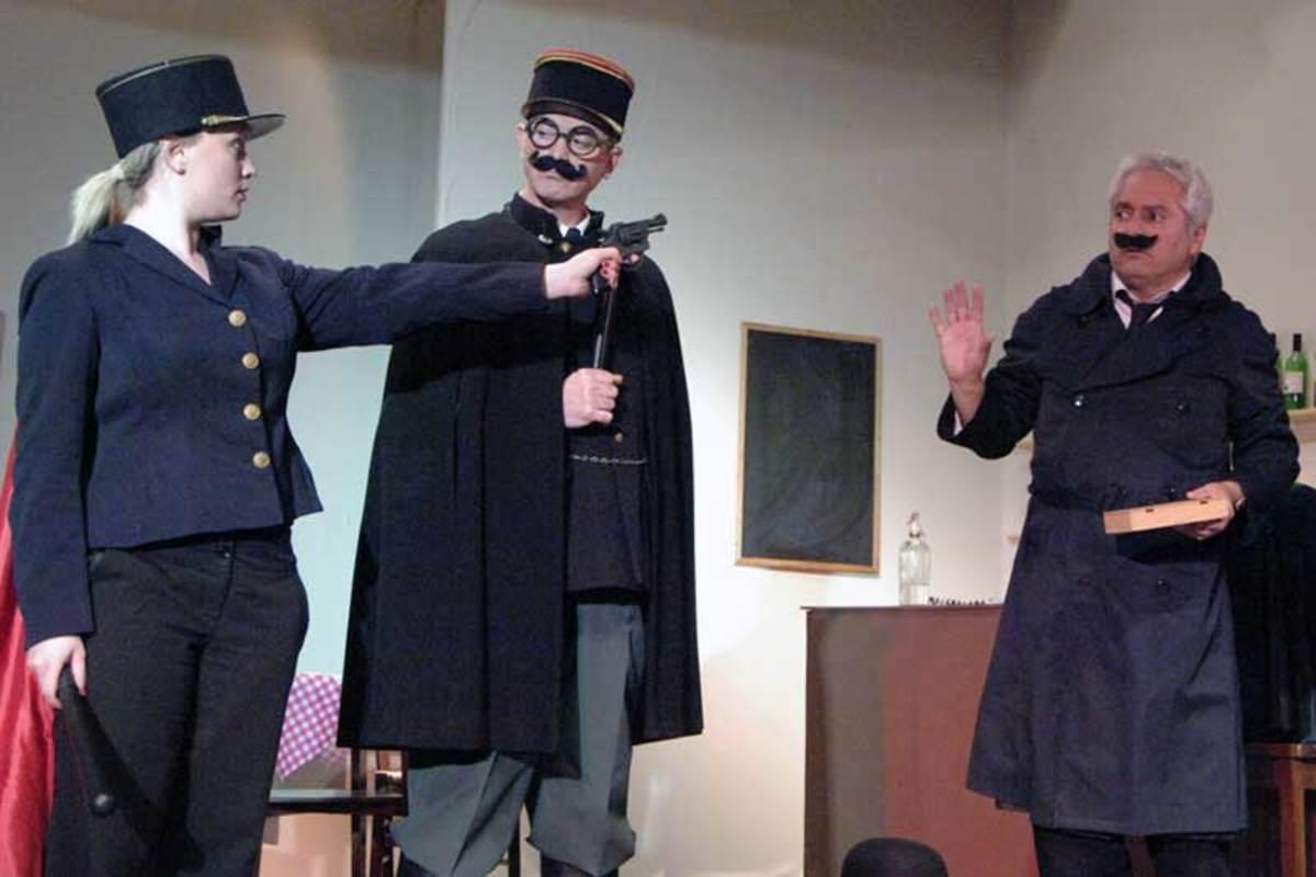 'Allo 'Allo the Marlow Players