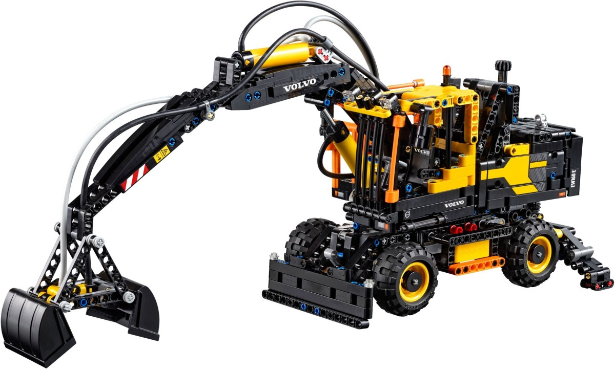 Lego Technic: All of the Large Technic Sets of the Last