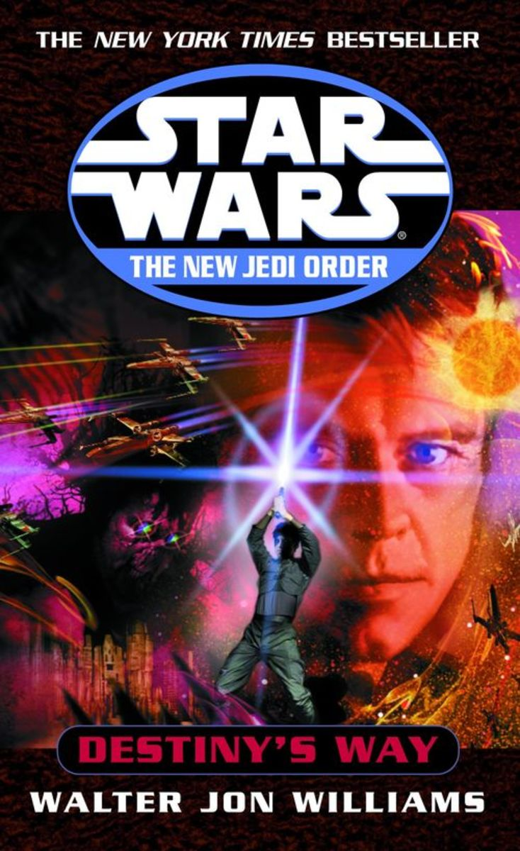 """Destiny's Way"" is the fifteenth book from ""The New Jedi Order."""