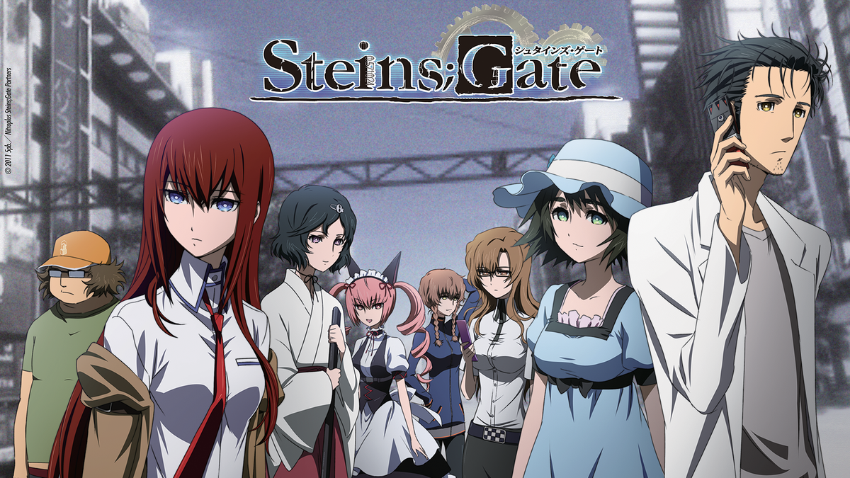 Stein's Gate wallpaper