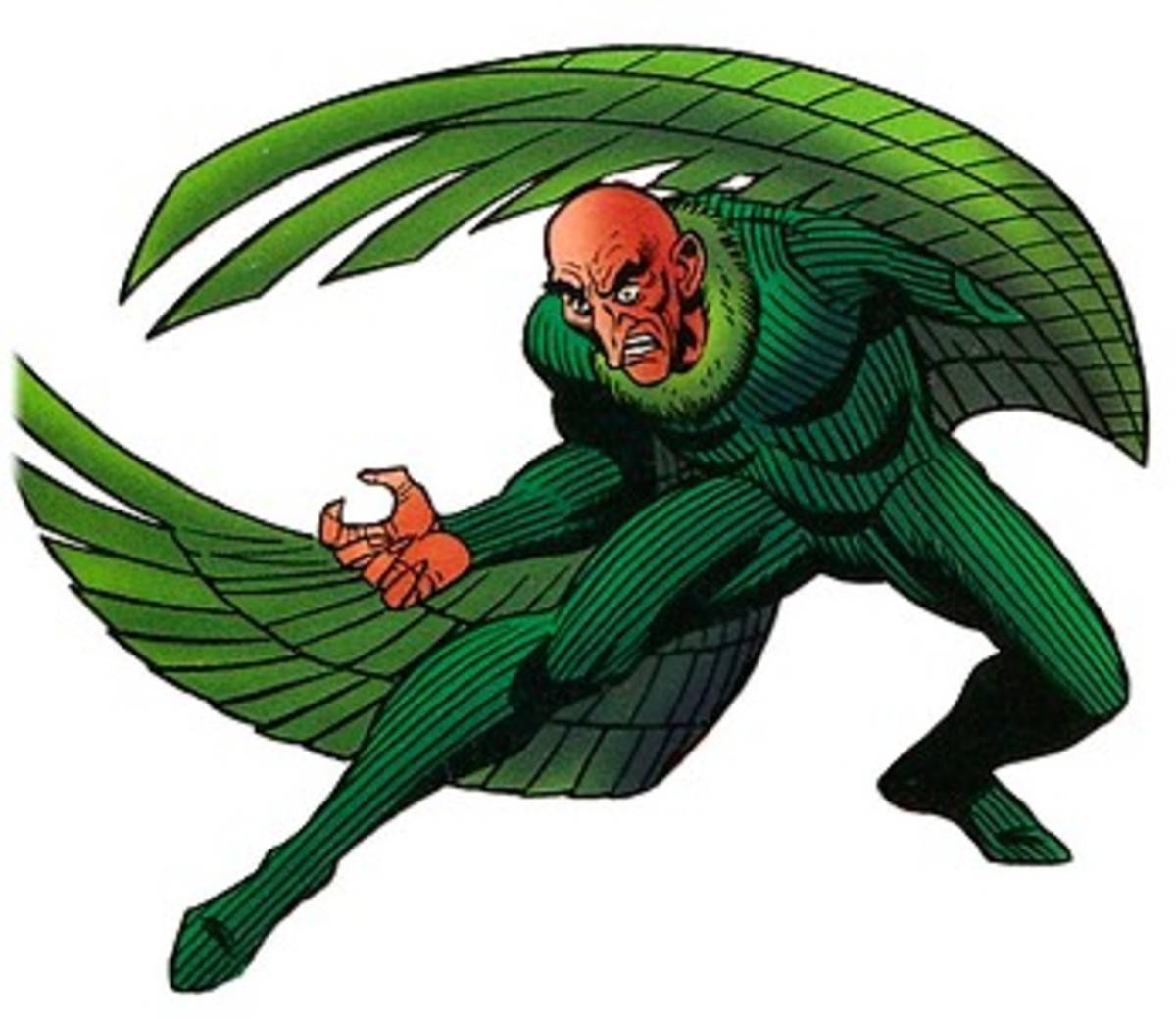 Clifton Shallot as the Vulture