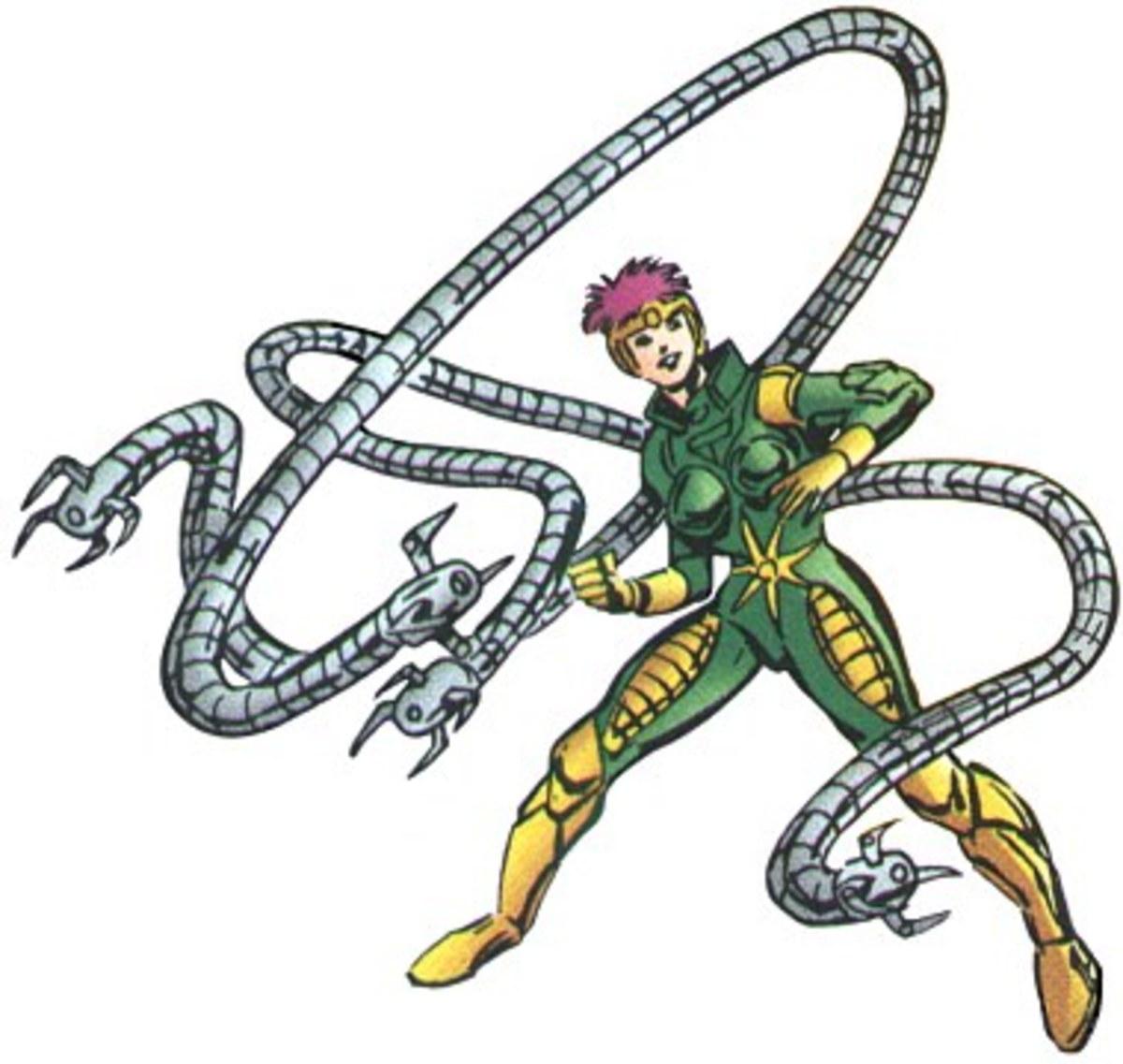 Doctor Carolyn Trainer - Lady Octopus