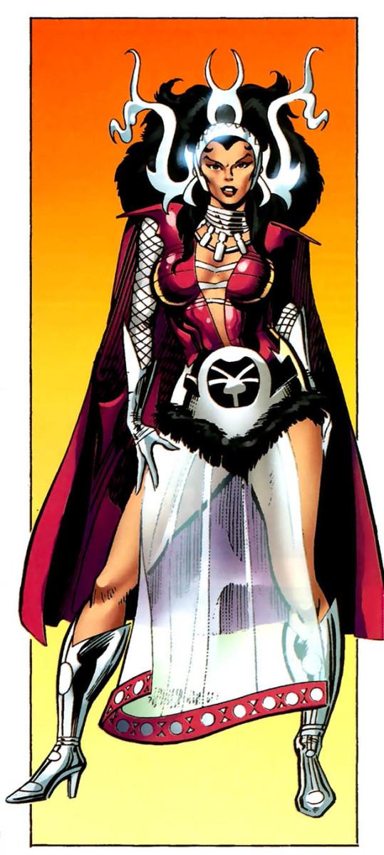 Karnilla, Queen of the Norns