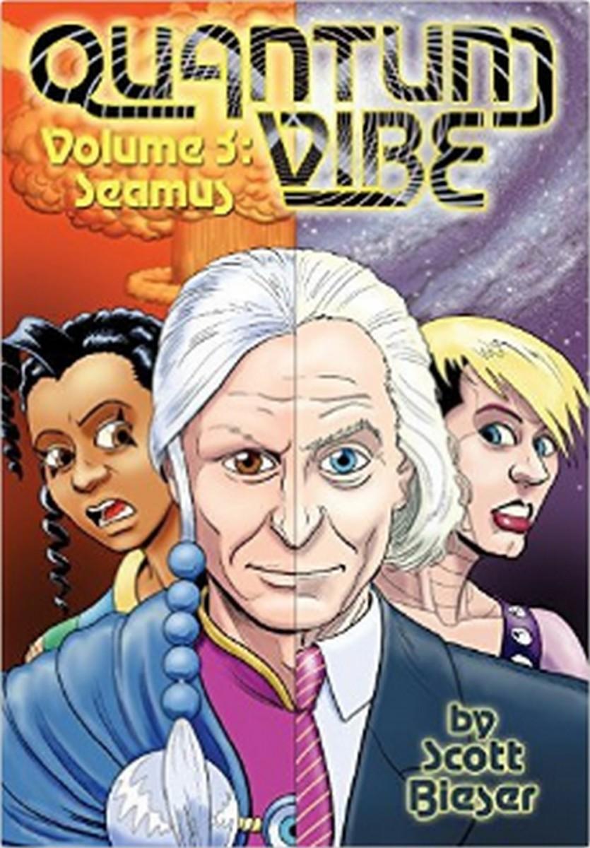 Comic Strip collection by Author Scott Bieser and Illustrators Sean Bieser & Lea Jean Badelles