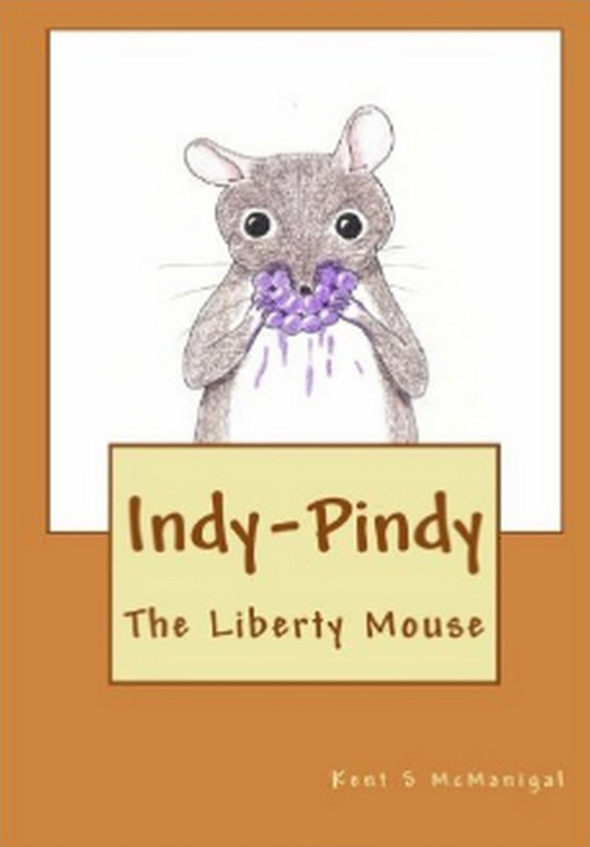 Children's book by Author/Illustrator Kent-McManigal