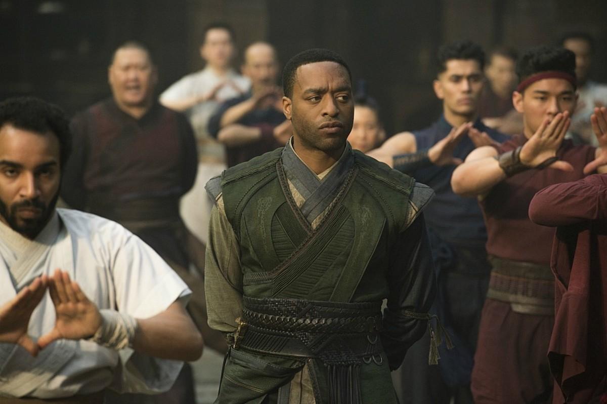 Chiwetel Ejiofor as Baron Mordo