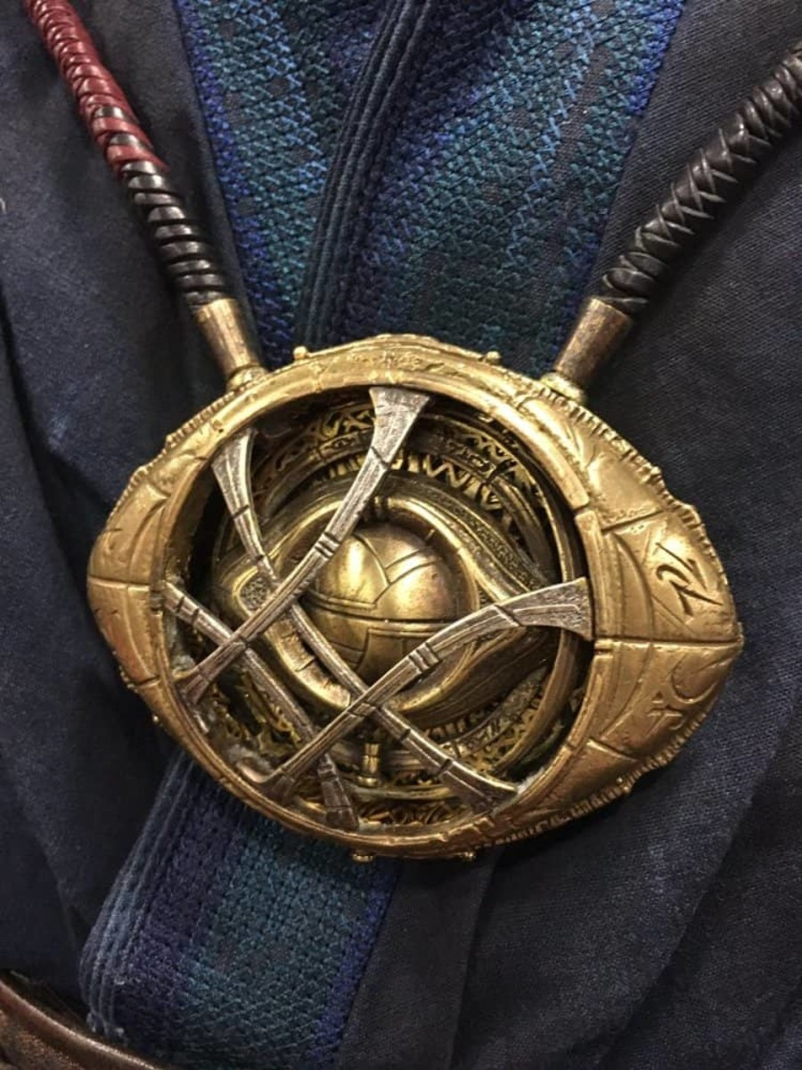 The Eye of Agamotto