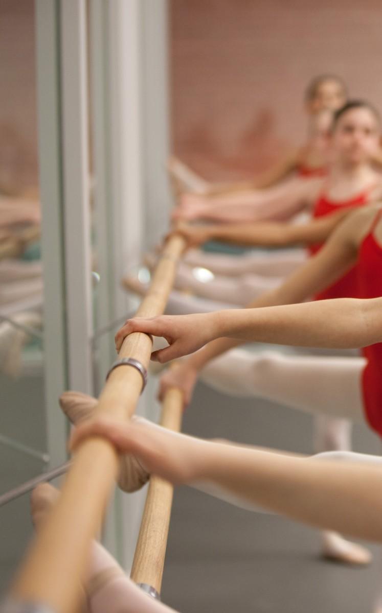 Ballet Barre Height