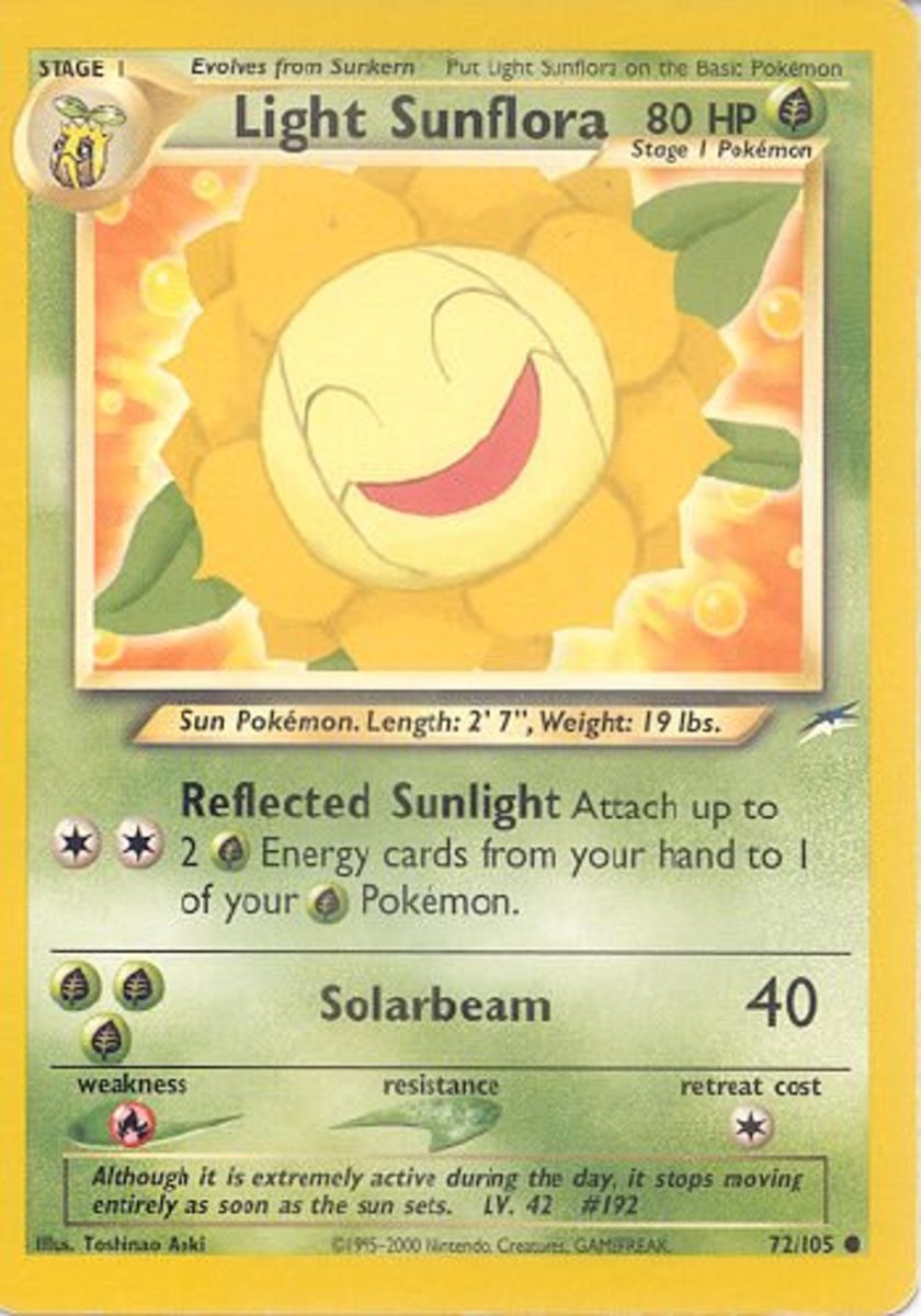 Light Sunflora
