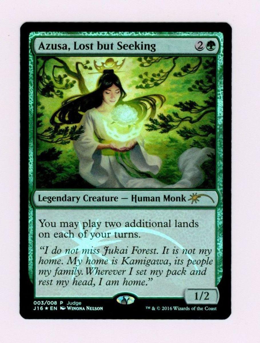 Azusa, Lost but Seeking