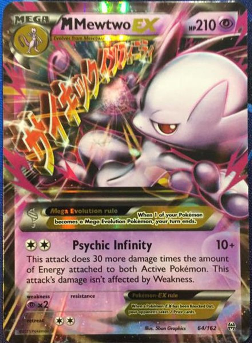 Top 6 Mega Pokemon Cards | HobbyLark