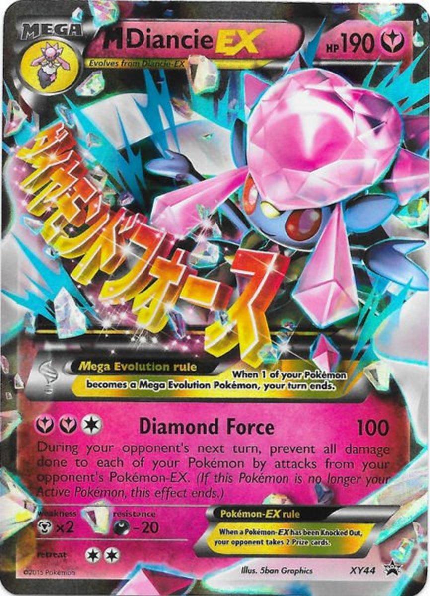 Top 6 Mega Pokemon Cards | HobbyLark