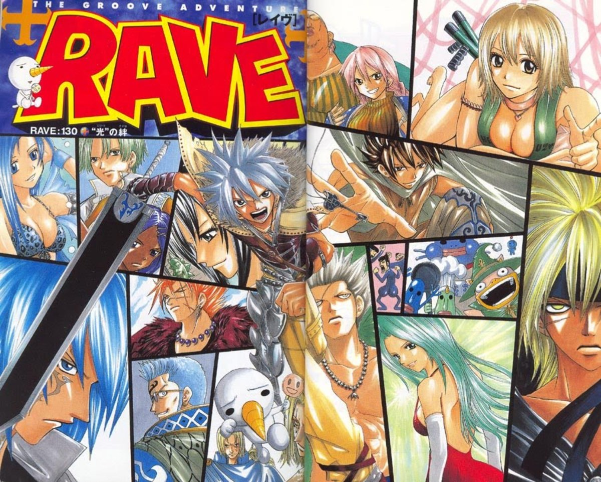 Rave: The Groove Adventure