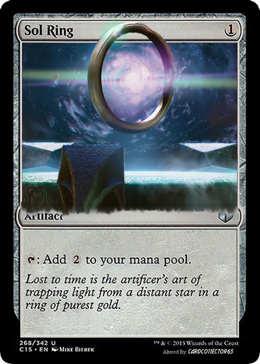 Cards Like Sol Ring Mtg