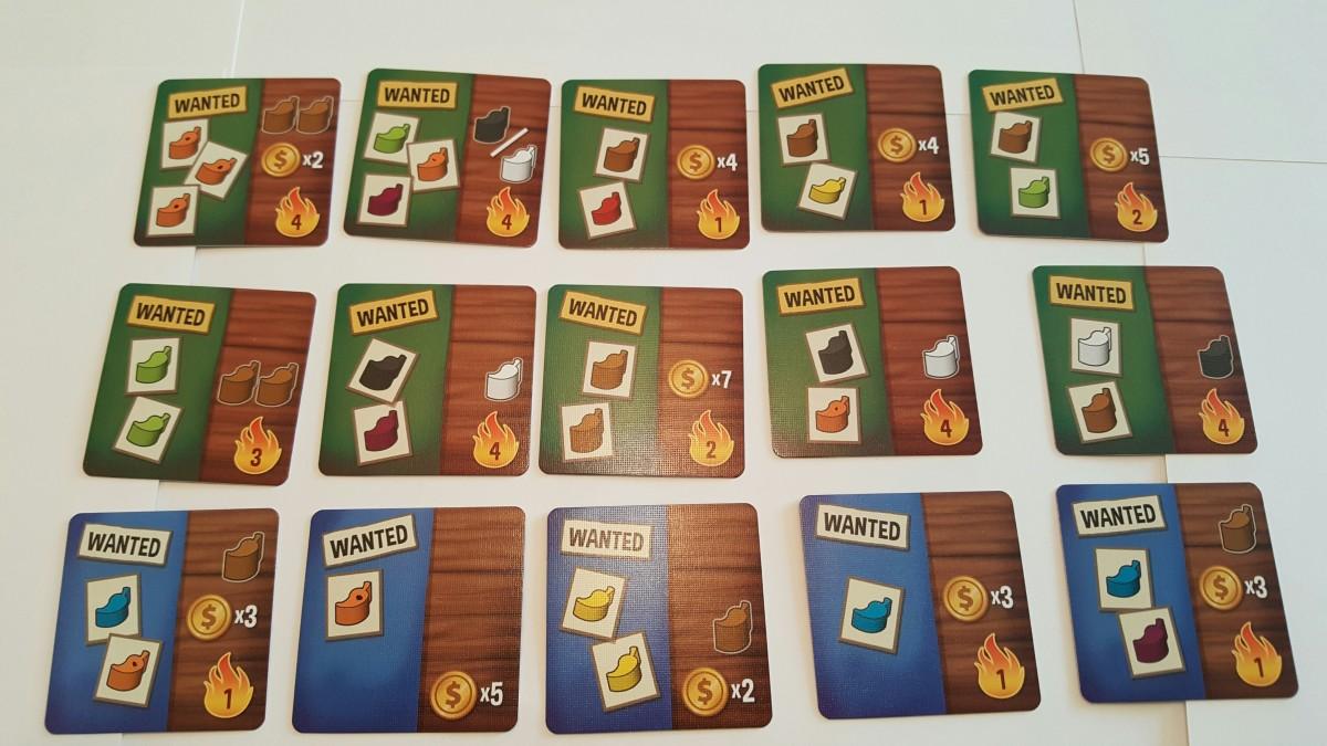 Scoville market cards