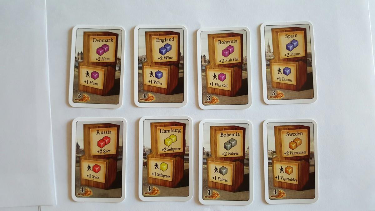 Merkator Bonus Cards