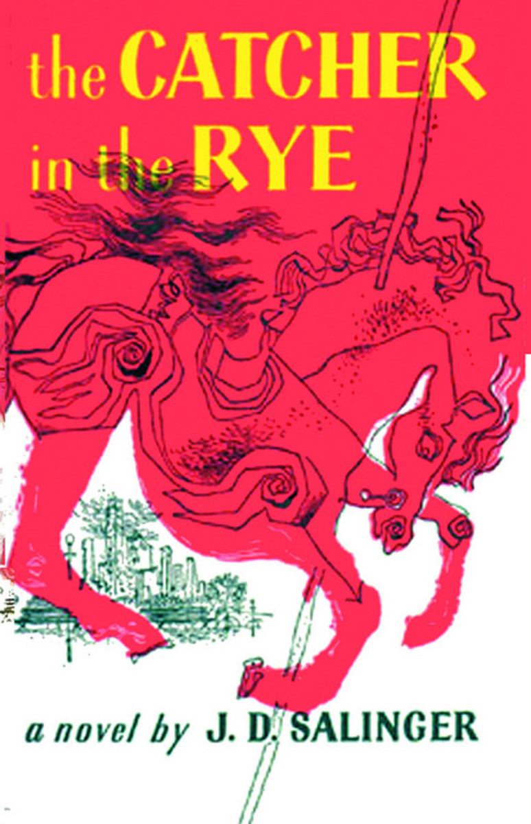 """Look at the language in J.D. Salinger's 1951 novel """"Catcher in the Rye"""". What does Holden Caulfield's vocabulary say about his worldview?"""