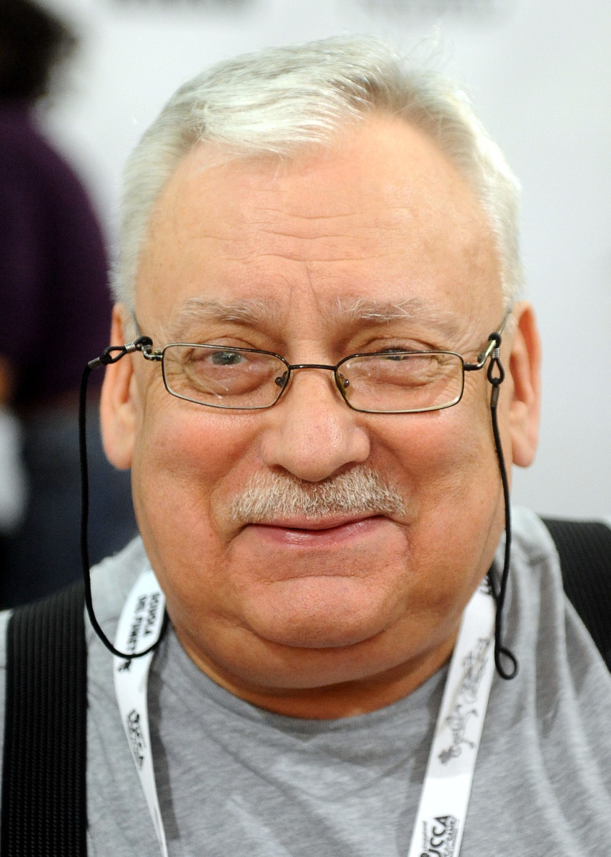 Andrzej Sapkowski at Lucca Comics and Games 2015