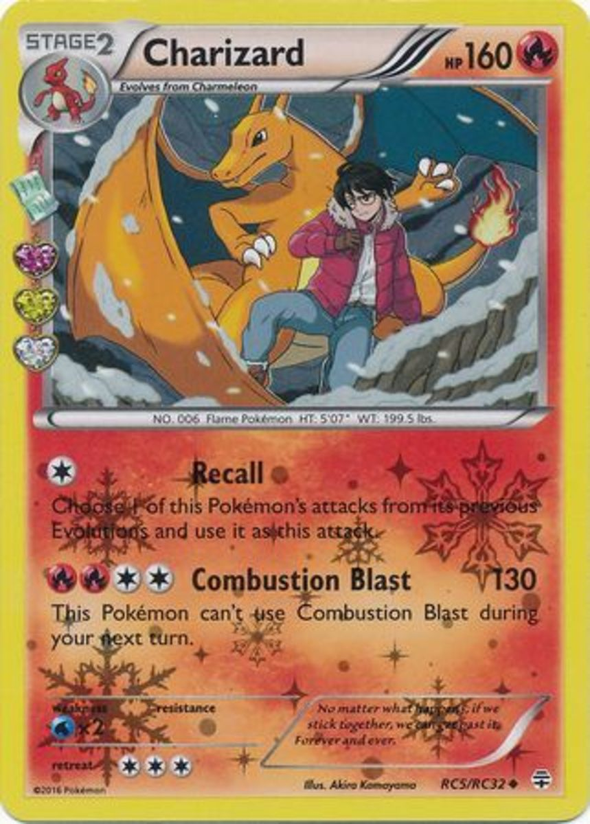 Generations Expansion Charizard