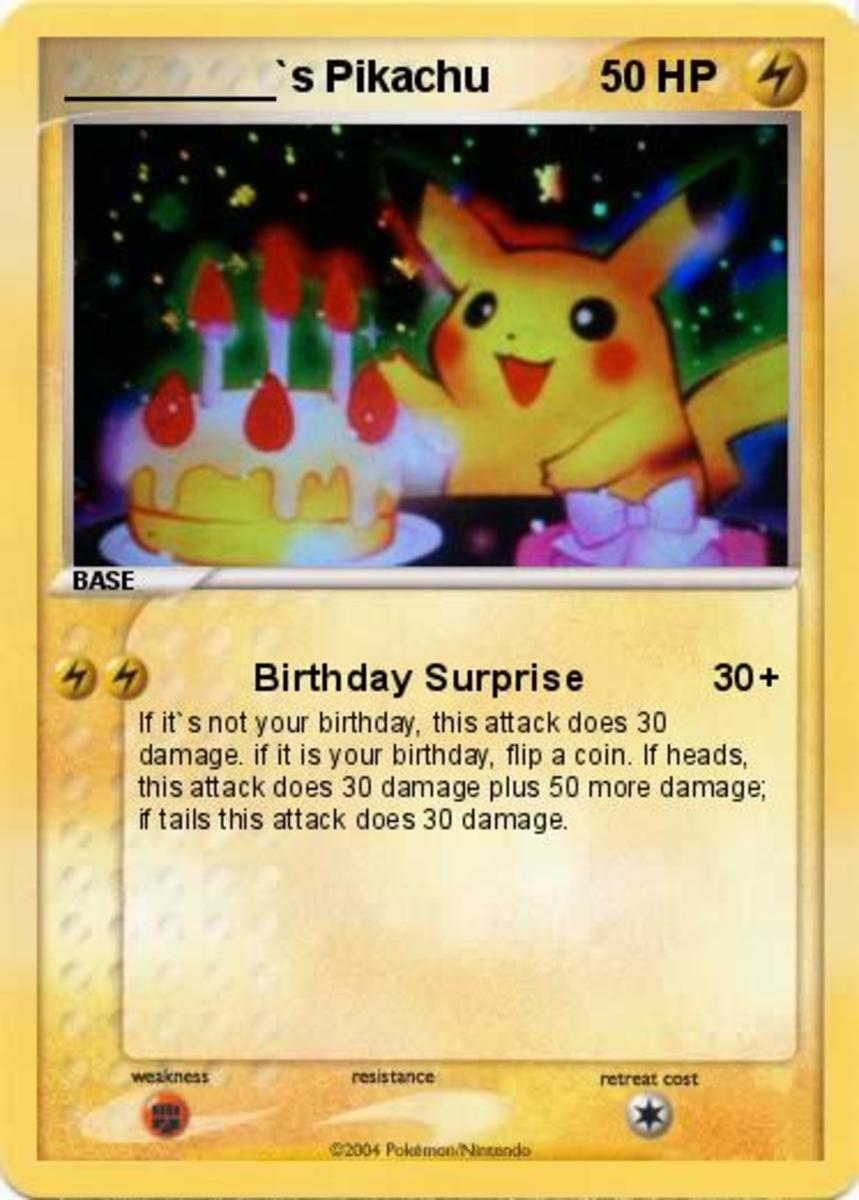 _______'s Pikachu