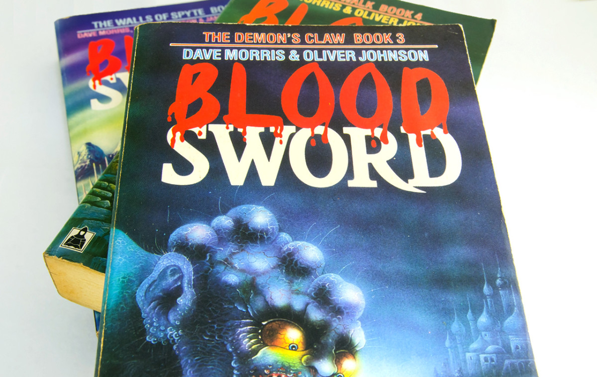 One of the best game book series ever written, Blood Sword highlights racism and conflict stemming from religious differences. These elements make it perfect for modern video game adaptation.