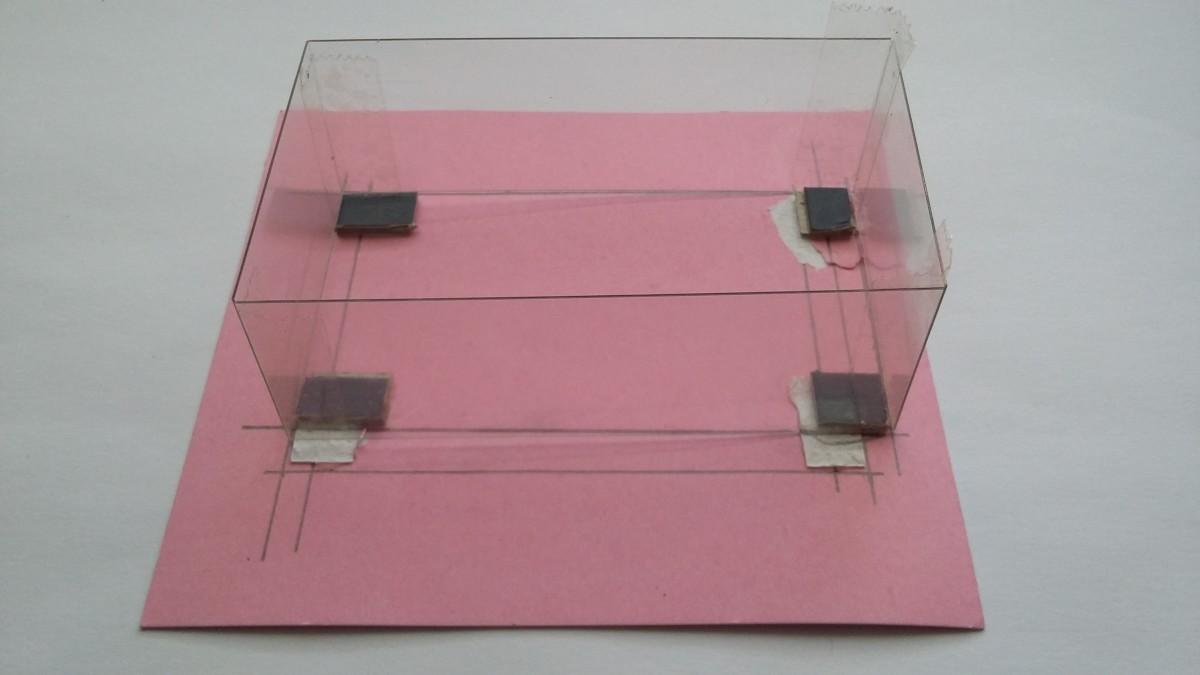 Perspex Frame