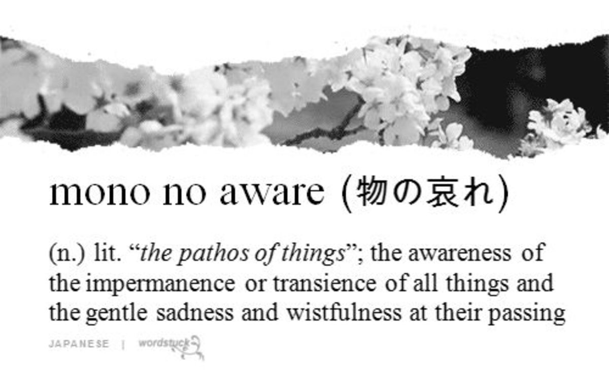 Mono No Aware, 物の哀れ, a Japanese concept that colors almost everything in the Tale of Shikanoko.