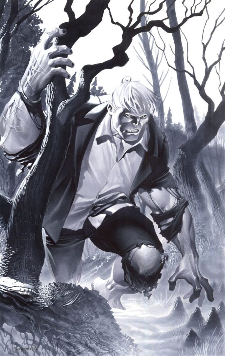 Solomon Grundy, a fungus among us