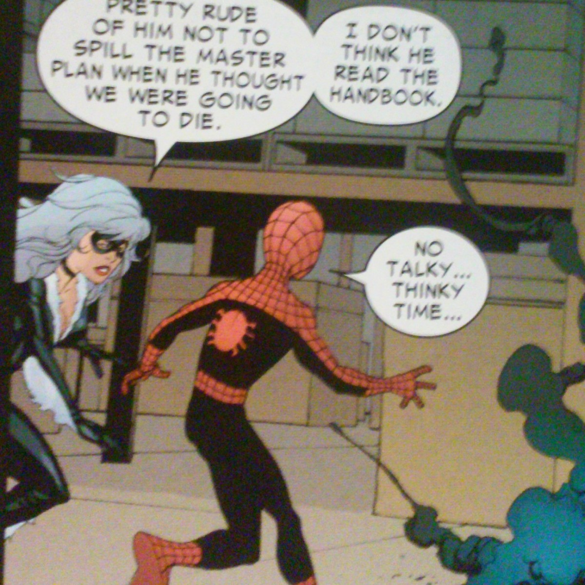 """""""Introducing...Spidey Bobbleheads!"""""""