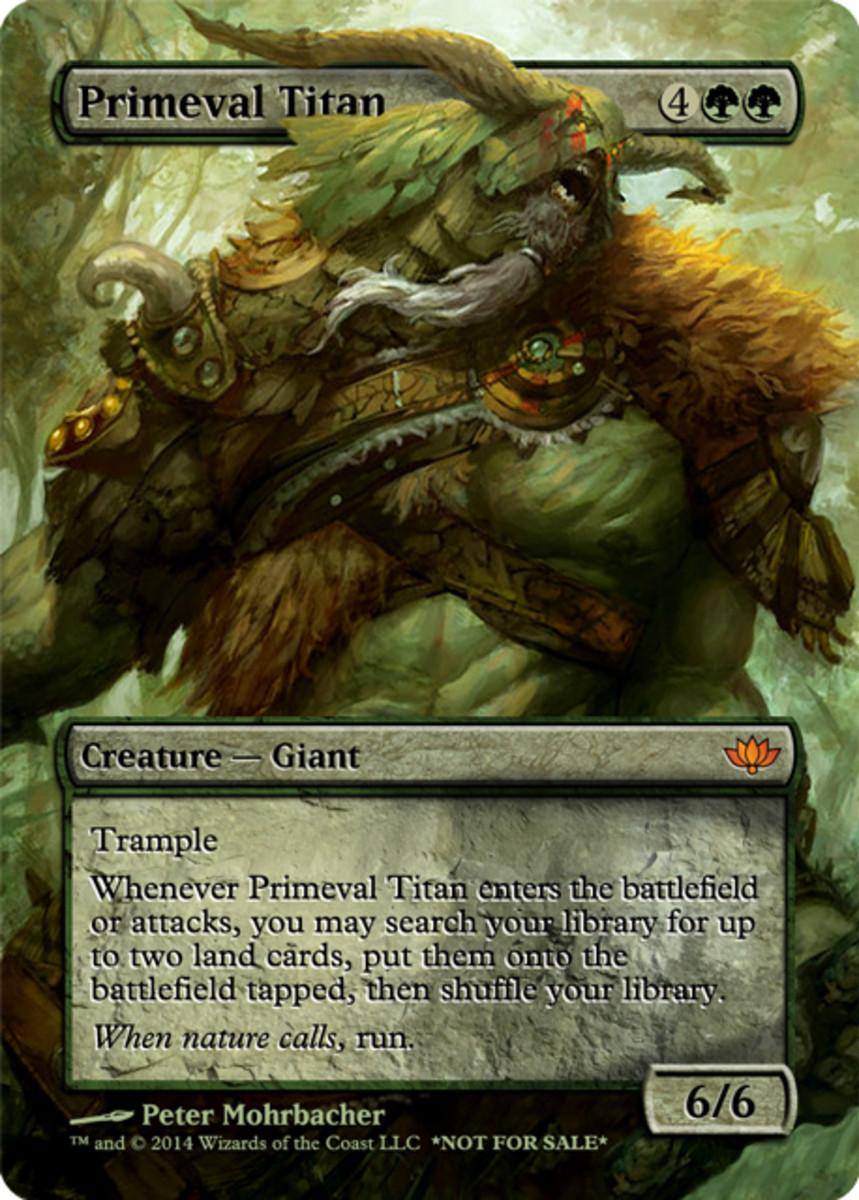 Primordial Titan