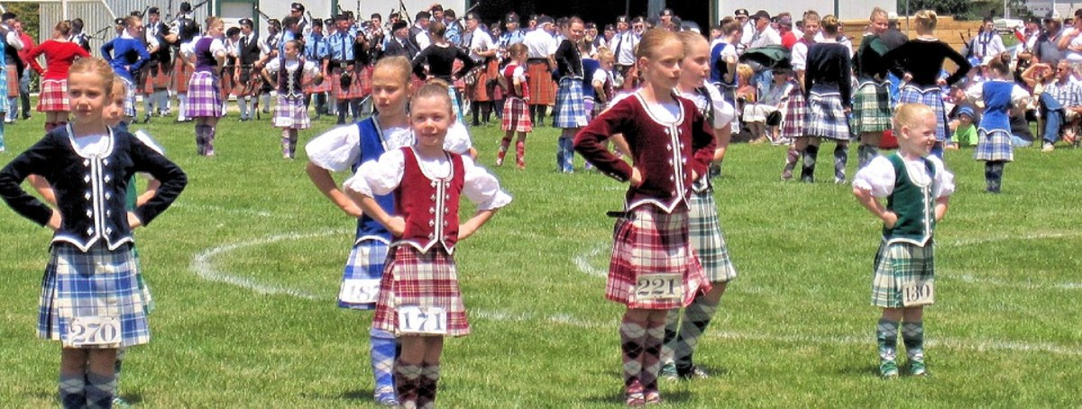 A Guide to Scottish Dancing