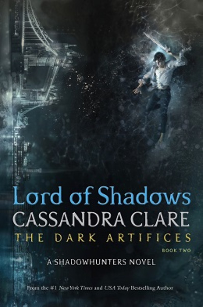 Book Review: Lord of Shadows (The Dark Artifices) by Cassandra Clare
