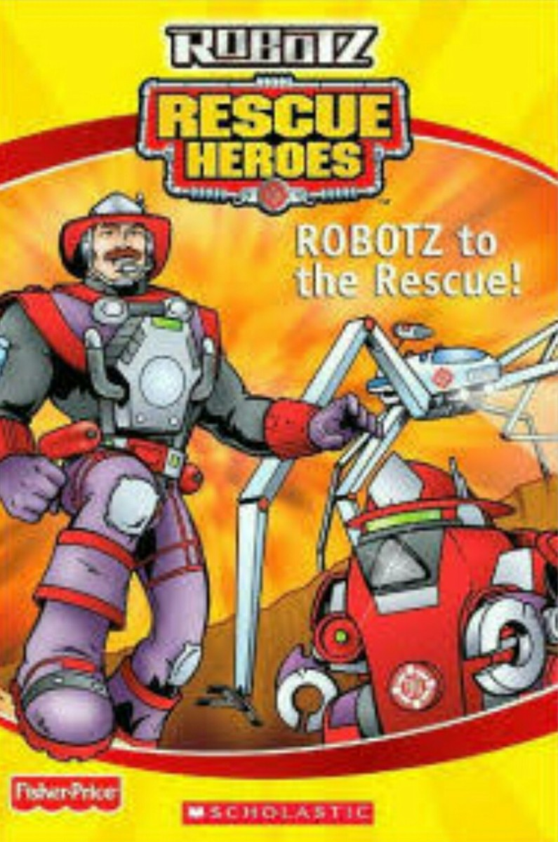 Book based on the shelved Rescue Heroes sequel