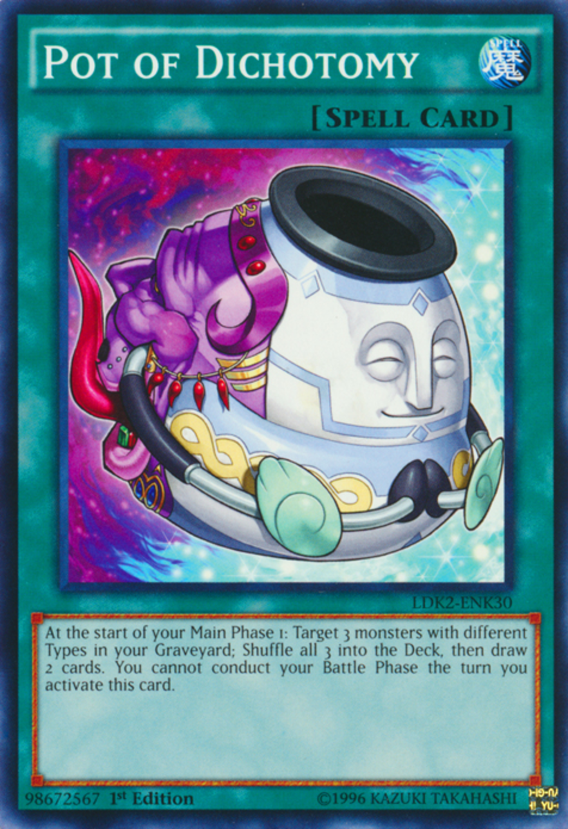 Top 10 Cards to Help Draw in Yu-Gi-Oh