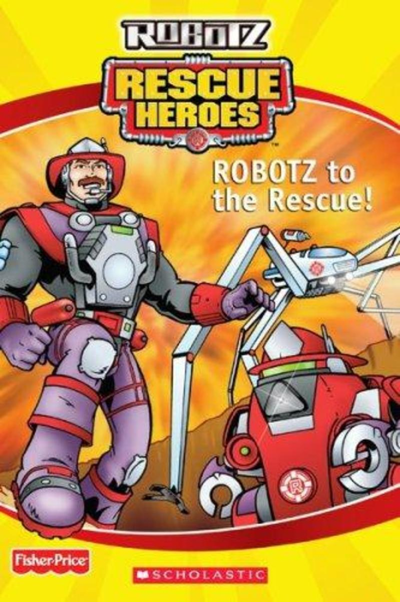 The book that contains the plot of the shelved Robotz movie