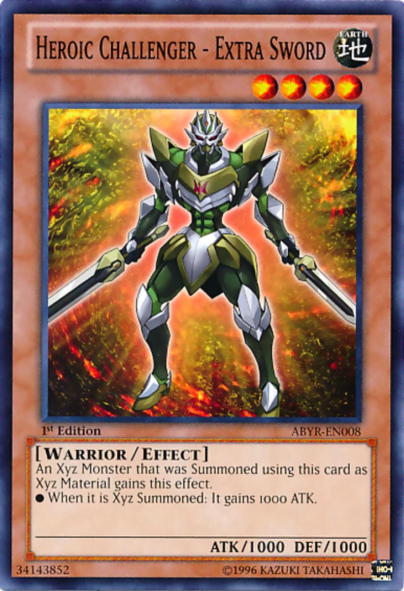 Heroic Challenger - Extra Sword