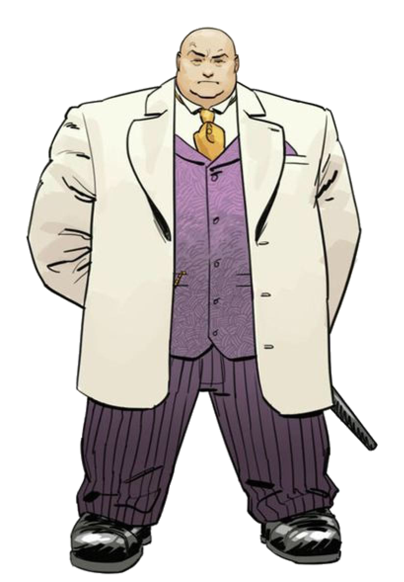 Wilson Fisk, New York's Kingpin of Crime