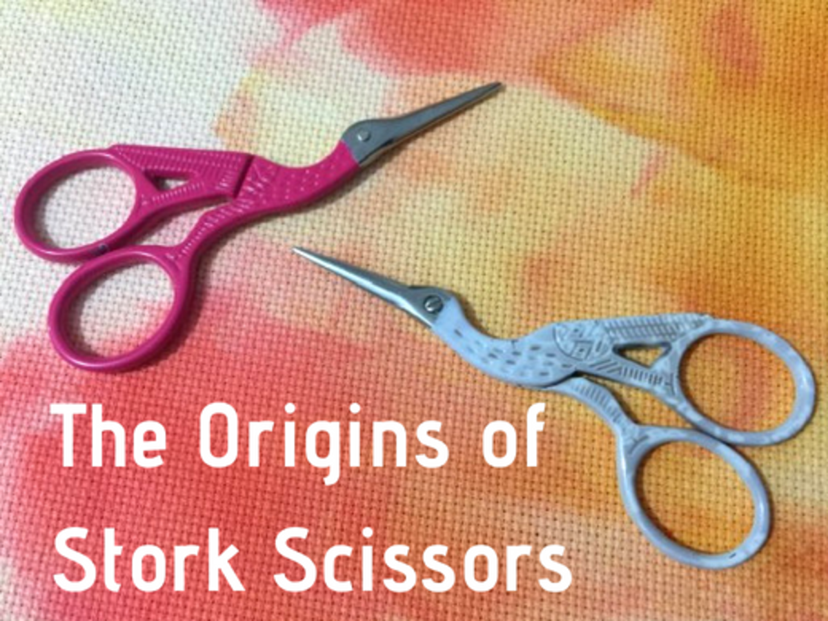 why-are-embroidery-scissors-shaped-like-storks