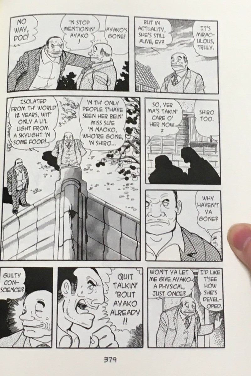 Manga Review: Ayako