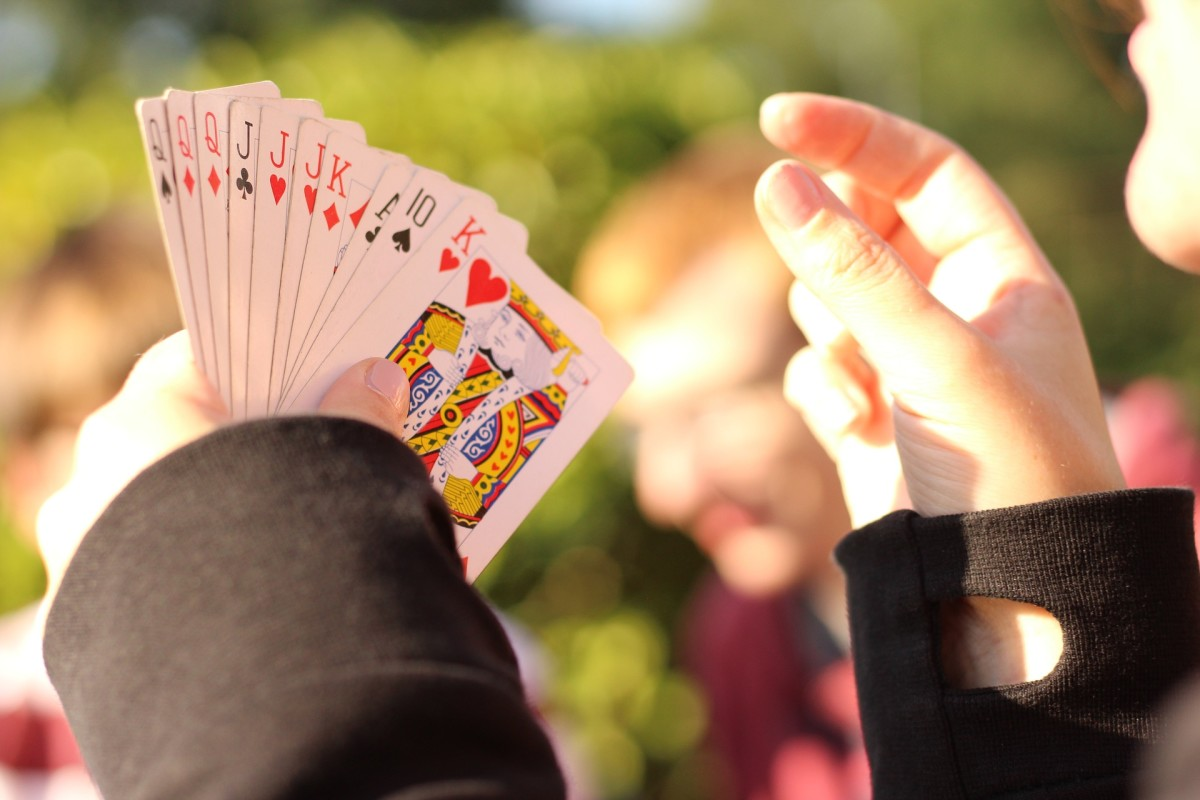 How to Play the Card Game Cheat