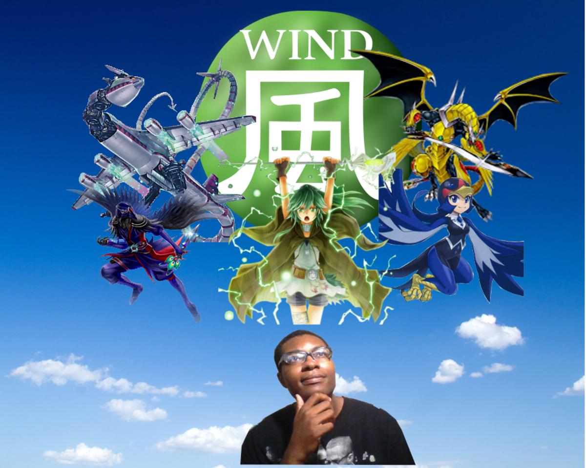 Best Yu-Gi-Oh Wind Decks