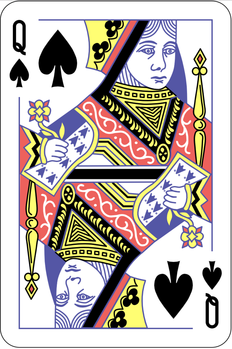 How to Play the Card Game Scabby Queen: Playing for Raps