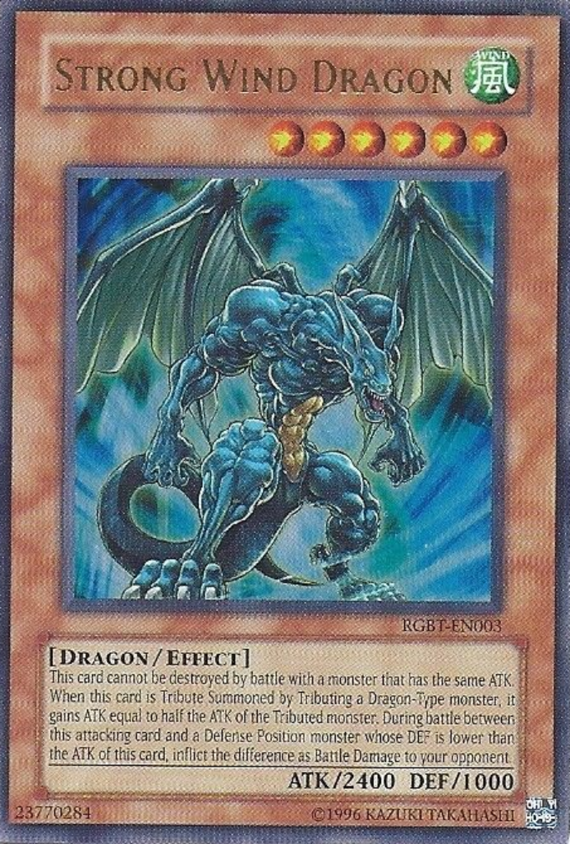 Strong Wind Dragon
