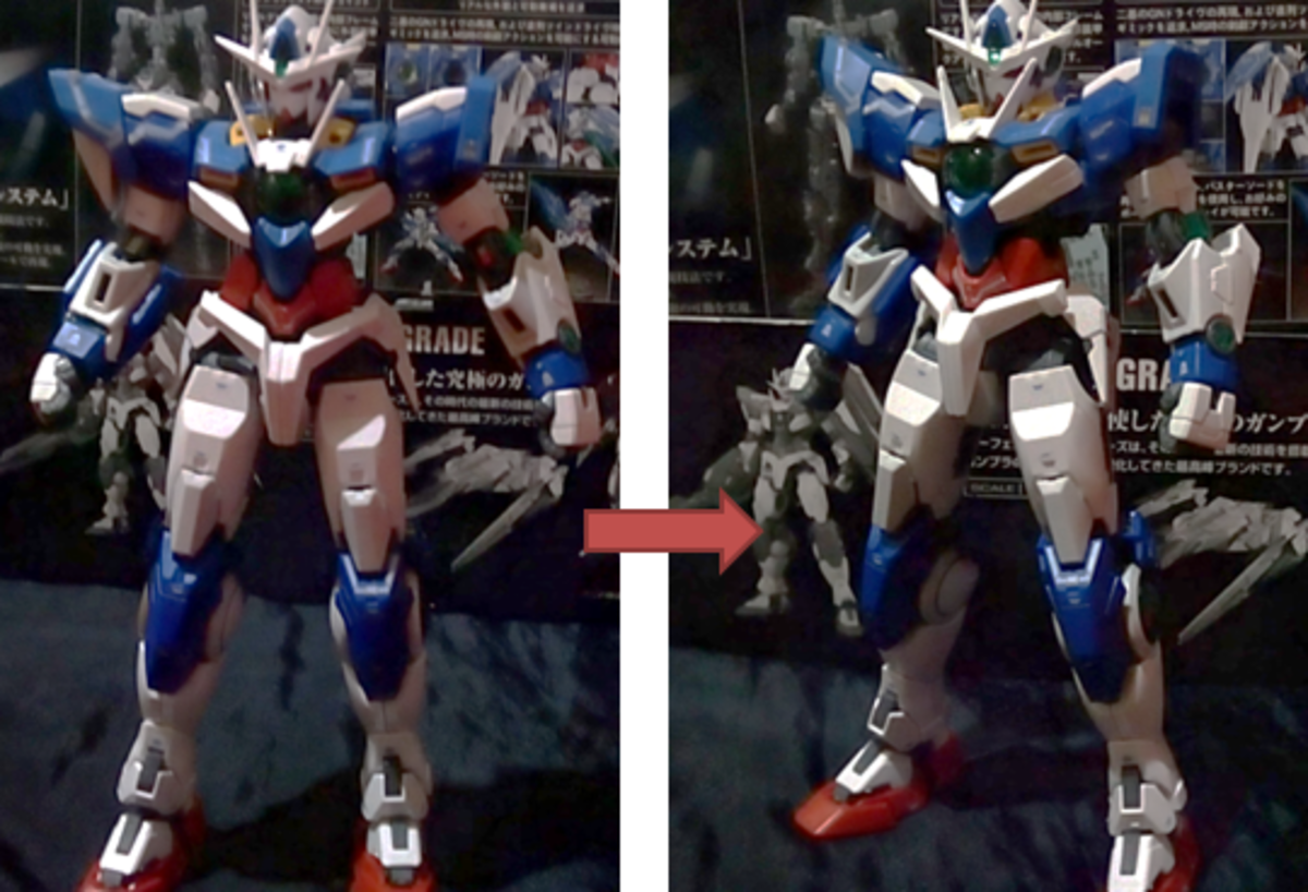 How to Pose Your Gunpla