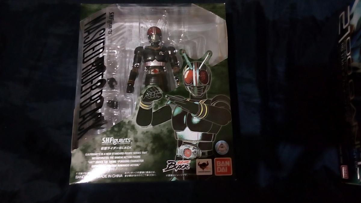 Kamen Rider Black action figure