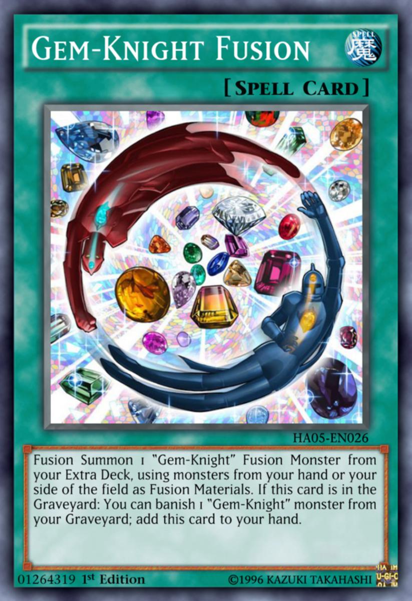 Gem-Knight Fusion