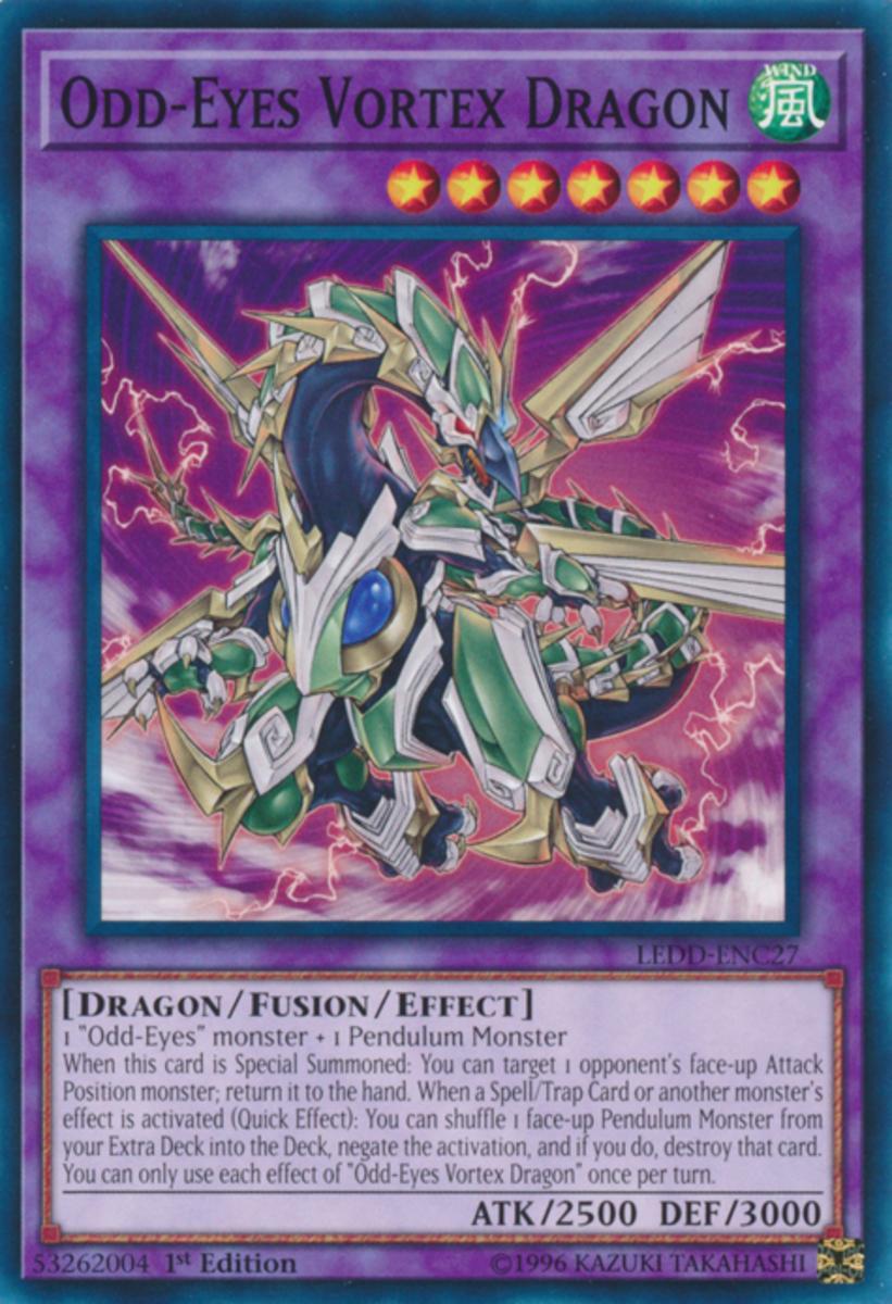 Odd-Eyes Vortex Dragon