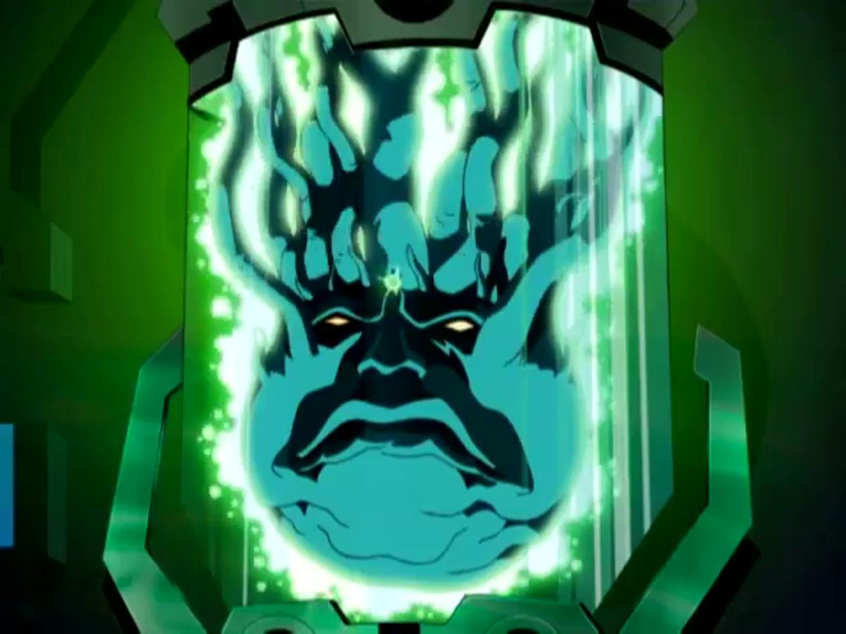 The Kree Supreme Intelligence