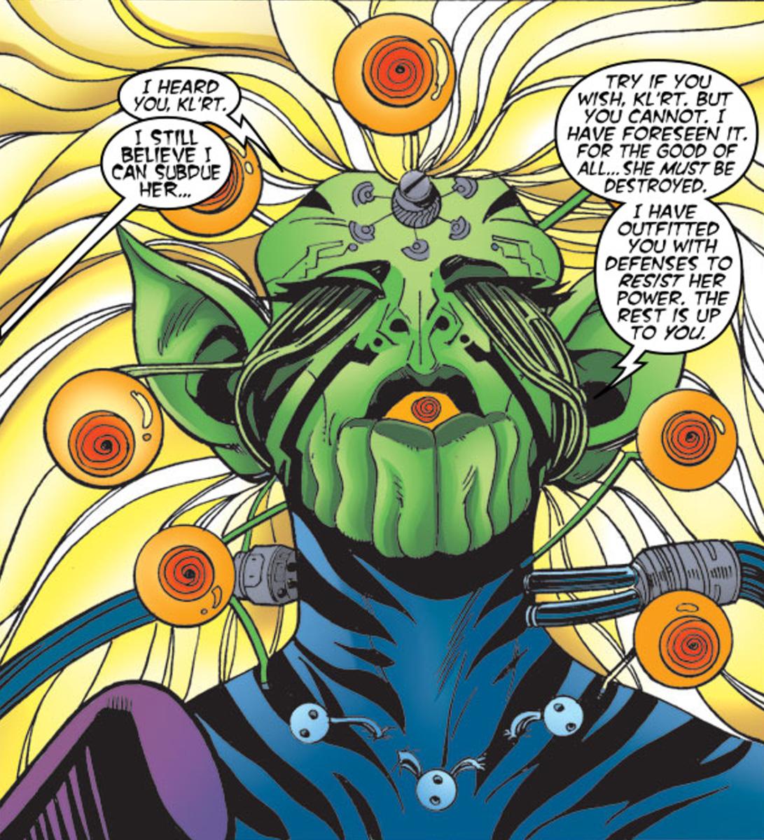 Intelligencis - The Skrull Supreme Intelligence