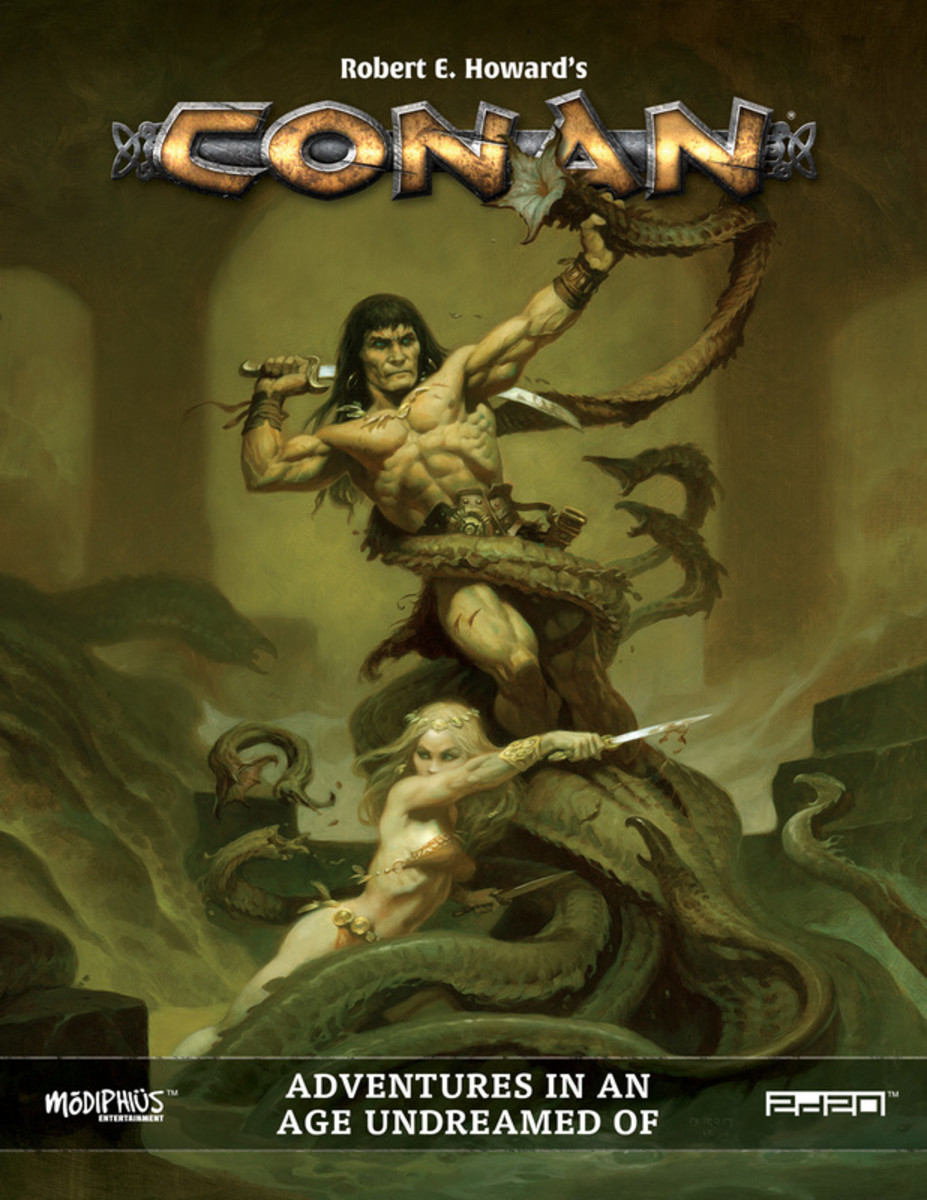 Modiphius's Conan RPG: Let the Adventure Begin